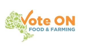 Vote ON Food and Farming