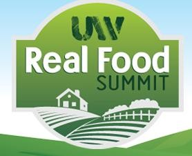 Real Food Summit logo